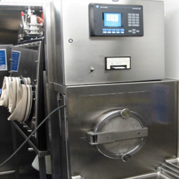 BSL 3 autoclave
